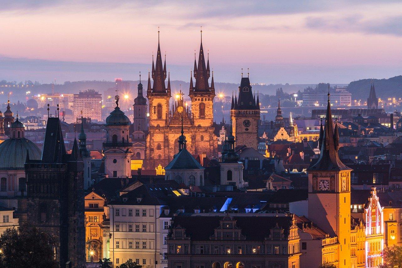 チェコの教会